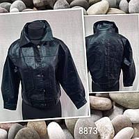 """Куртка жіноча еко шкіра на гудзиках розміри S-M-L """"JeansStyle"""" недорого від прямого постачальника"""