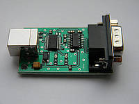 Преобразователь USB - COM