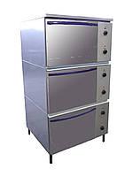 Шкаф жарочный трехсекционный ШЖ-0,3М (Проф)