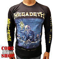 Лонгслив Megadeth - Rust In Peace, фото 1