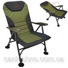 Кресло карповое раскладное  (5 режимов регулировки)