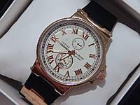 Мужские (Женские) кварцевые наручные часы Ulysse Nardin на каучуковом ремешке