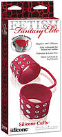 Наручники ST FF Elite - Silicone Cuffs Red