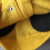 Теплий костюм на хлопчика з начосом 481. Розмір 104 см, фото 5