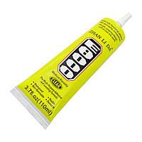 Клей силиконовый E8000 | E-8000 | E 8000, 110мг в тюбике с дозатором