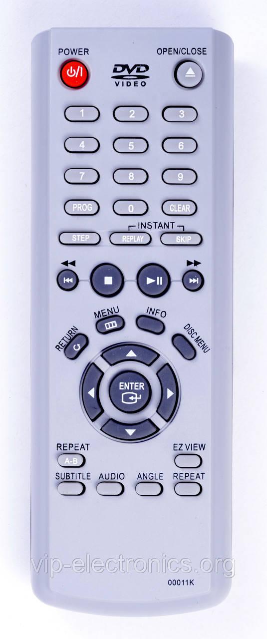 Пульт Samsung  0011K (DVD)  як оригінал
