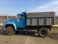 Песок, щебень Днепропетровск Зил 5 тонн