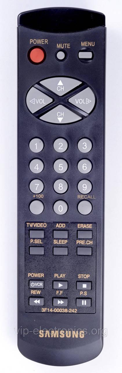 Пульт Samsung  3F14-00038-242 (TV.VCR) як оригінал