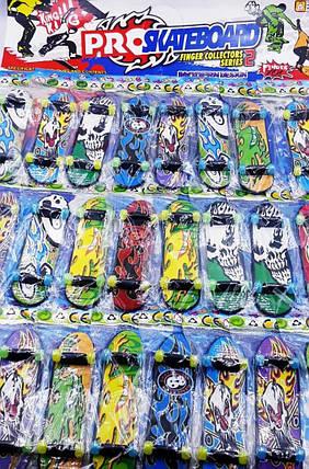 """Игрушка Пальчиковый скейт """"Fingerboard """", фото 2"""