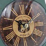 Настольные часы гитара металл h34см Гранд Презент 2005859, фото 3