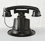 """Настольные часы """"Телефон Ретро"""" металл h21см Гранд Презент 1018097, фото 3"""