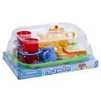 Игровой набор PlayGo Чайный набор (3120) PLAYGO, для дівчаток, Від 3 років, пластик