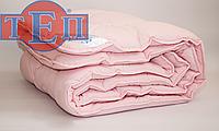 Качественное и теплое одеяло из овечьей шерсти EcoBlanc «Wool»