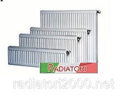 Стальной Радиатор 11 т 500*500 Radiatori (Турция)
