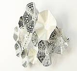 Настенный декор Сфера металл 90*60*10см Гранд Презент 1004415, фото 2