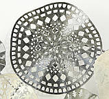 Настенный декор Сфера металл 90*60*10см Гранд Презент 1004415, фото 3