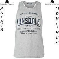 Размер XL (наш 52й) - Майка мужская Lonsdale из Англии - для бокса