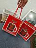 Детская керамическая чашка с ложкой Warm Wishes, ТАЧКИ в подарочной упаковке, фото 2