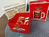 Детская керамическая чашка с ложкой Warm Wishes, ТАЧКИ в подарочной упаковке, фото 4