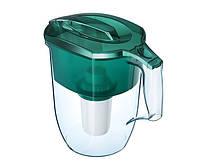 Фильтр-кувшин для очистки воды Аквафор Океан (синий / красный / зеленый)