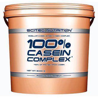 Казеїновий протеїн Scitec Nutrition Casein Complex 5 kg