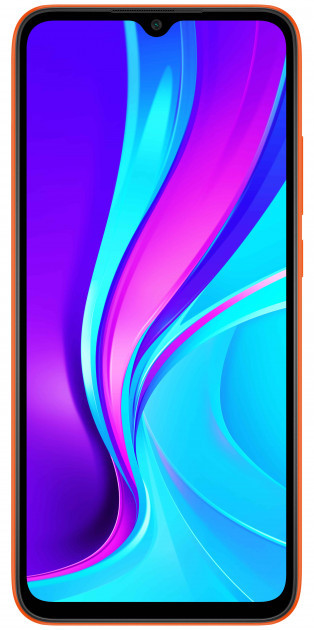 Смартфон Xiaomi Redmi 9C 3/64 Sunrise Orange