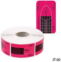 Прямоугольные одноразовые формы (бумажные, на клейкой основе) Lady Victory LDV JT-00 /54-2