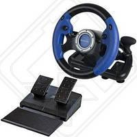 Игровой манипулятор ( руль) с педалями Firtech FRW-15   , фото 1