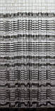 """Тюль фатин с принтом, коллекция """"Катрин"""". Цвет серый.  Код 208т (2,4*2,25) 40-155, фото 2"""