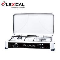 Газовая плита LEXICAL LGS-2812-1 на 2 конфорки  3.7KW, фото 1