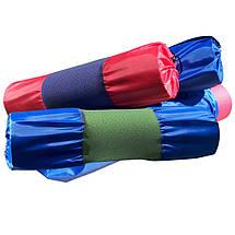Чехол-рюкзак для ковриков и кариматов с сеточкой, фото 3