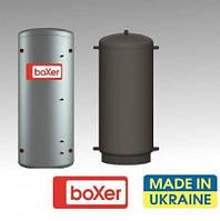 Буферная емкость Boxer в термоизоляции 1000 л с 2 змеевиками