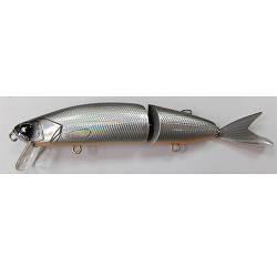 Воблер трёхсост. LUCKY JOHN PRO  Antira Swim 115F/цв.101 (ANT115F-101)