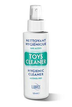 Средство для очистки интим игрушек LUBRIX TOYS CLEANER, 125 мл
