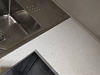Угловая встроенная кухня 8