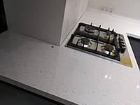 Угловая встроенная кухня 9