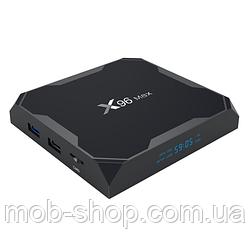Смарт ТВ приставка VONTAR X96 MAX Smart TV 4/64Gb (смарт ТВ приставка на адроиде) + 3 месяца Sweet TV