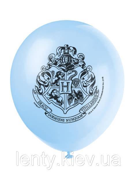 """Шарики """"Гарри Поттер"""" воздушные с рисунком поштучно 12"""" (30см) (ассорти)"""