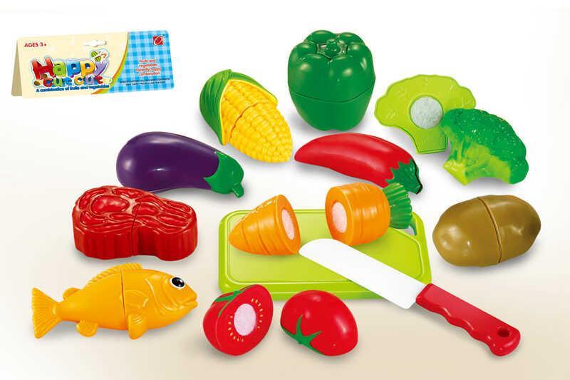 Набор продуктов 666-16 (168/2) на липучке, в кульке