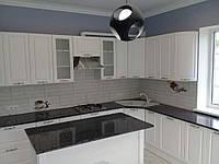 Встроенная угловая кухня + кухонный остров 3