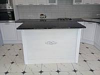 Встроенная угловая кухня + кухонный остров 7