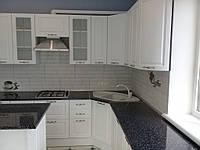 Встроенная угловая кухня + кухонный остров 4