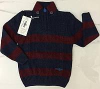 Детский свитер 6-11 лет для мальчиков Турция оптом
