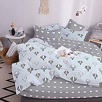Комплект постельного белья ТЕП Pure Heaven бязь 215-180 см голубой