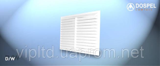 Вентиляционные решетки (ABS) DOSPEL D/220x120 W, Евросоюз, Польша - Интернет-магазин VIPLTD в Харькове