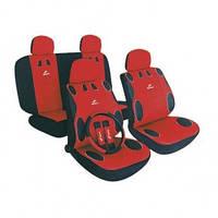 Чехлы на сидения автомобиля MILEX Mambo (красные), фото 1