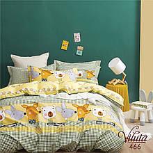 Постільна білизна для малюків в ліжечко 466 Viluta