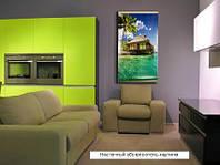 Настенные карбоновые пленочные обогреватели-картины - наиболее экономичный способ обогрева Вашего дома!