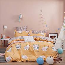 Постільна білизна для малюків в ліжечко 465 Viluta