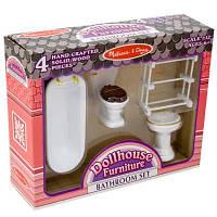 Игровой набор Melissa&Doug Мебель для ванной комнаты (MD2584)